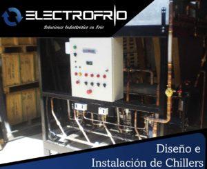 Electrofrío - Diseño y fabricación de chillers enfriadores de agua 1