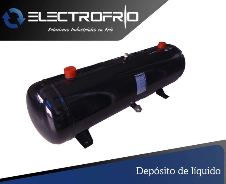 Electrofrío - Depósito de líquido