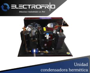 Electrofrío - Unidades condensadoras 4