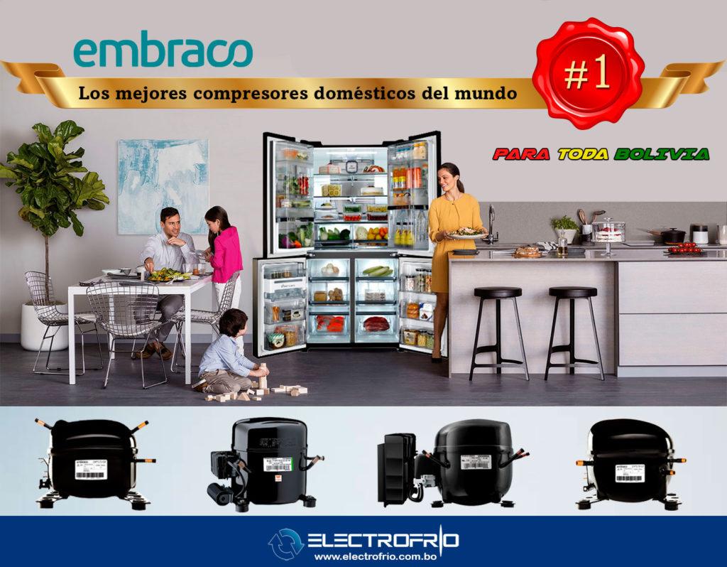 Electrofrío - EMBRACO, los mejores compresores domésticos del mundo 2
