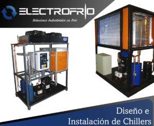 Electrofrío - Diseño y fabricación de chillers enfriadores de agua 3