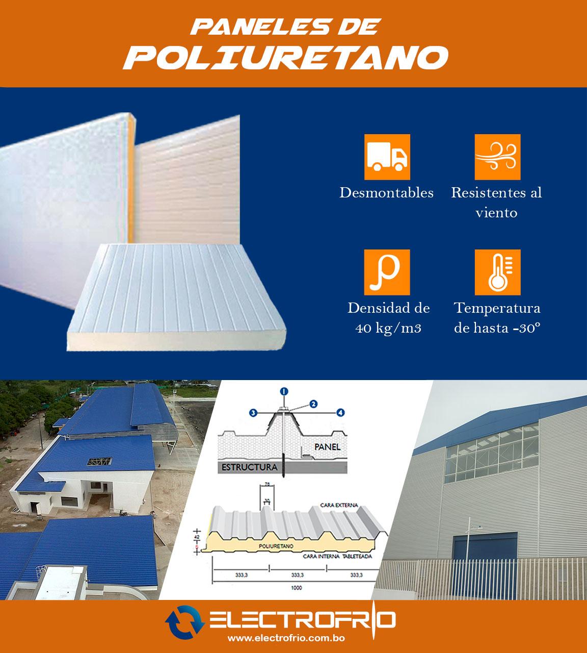 Atenci n constructoras tenemos paneles de poliuretano - Paneles de poliuretano ...