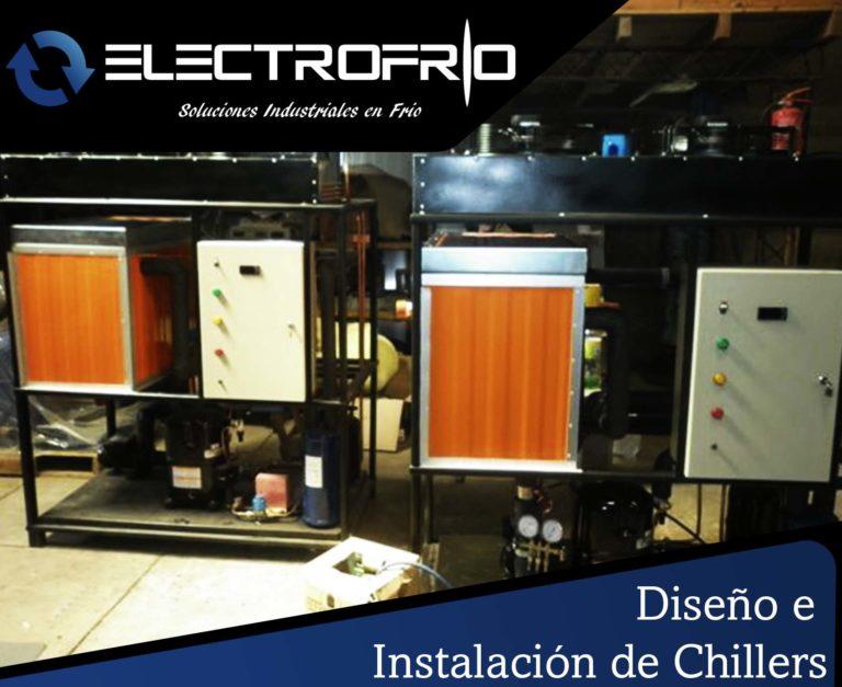 Electrofrío - Diseño y fabricación de chillers enfriadores de agua 4