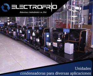 Electrofrío - Unidades condensadoras 2
