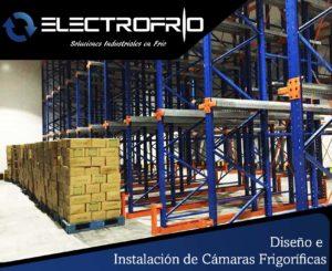 Electrofrío - Diseño e instalación de cámaras frigoríficas 5