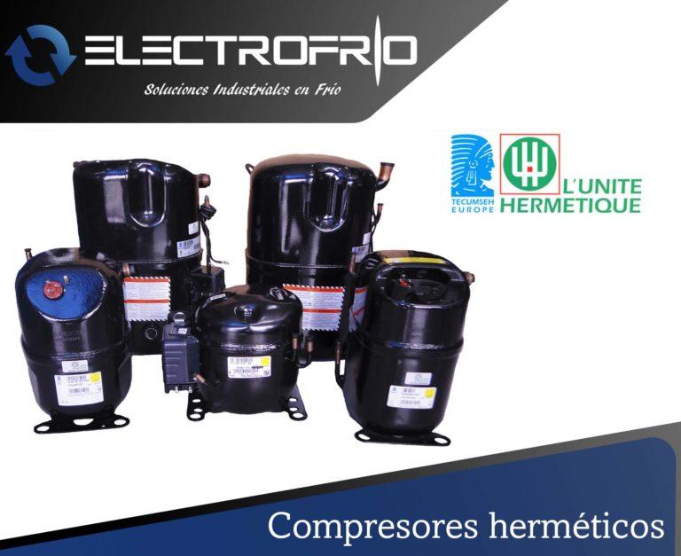 Electrofrío - Compresores herméticos 2