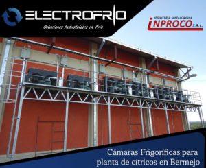 Electrofrío - Cámaras frigoríficas en Inproco 4