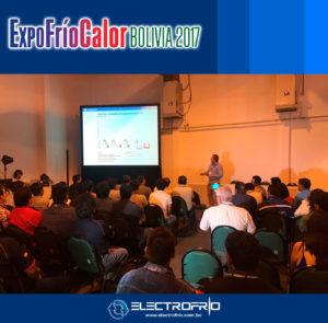 5- Electrofrío en la ExpoFríoCalor2017