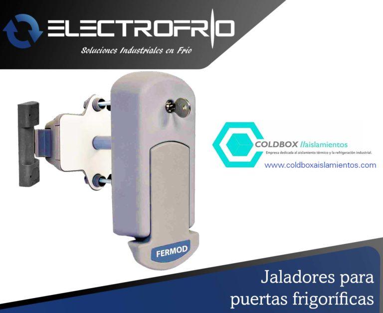 Paneles y accesorios para cámaras frigoríficas - Electrofrío - photo#35
