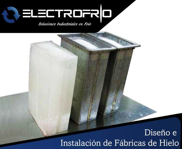 Electrofrío - Diseño e instalación de fábricas de hielo 6