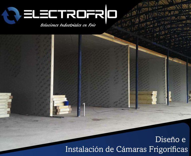 Electrofrío - Diseño e instalación de cámaras frigoríficas 7