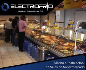 Electrofrío - Salas de supermercado 5