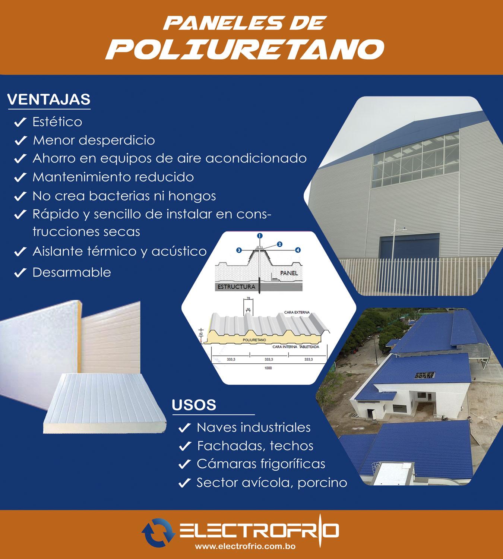 Electrofr o paneles de poliuretano 2 electrofr o - Paneles de poliuretano ...