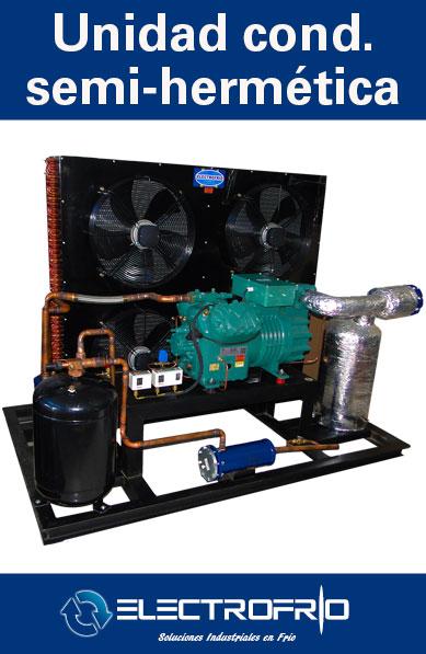 Unidad Condensadora Semi-Hermética Image