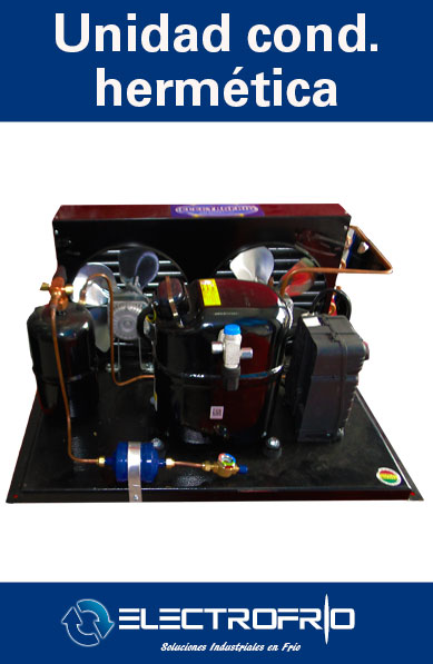 Unidad Condensadora Hermética Image