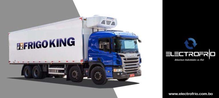 Electrofrío - Equipos para camiones refrigerados