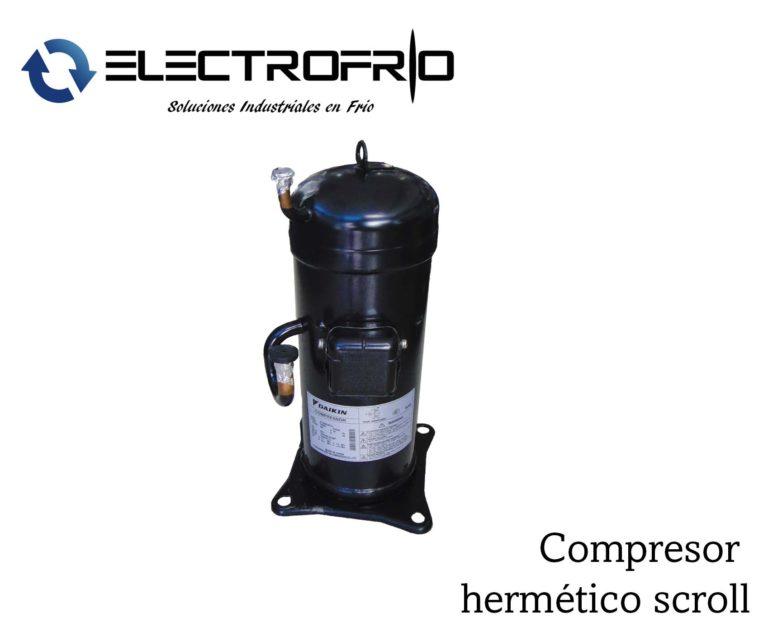 Elementor - Compresor hermético scroll 3
