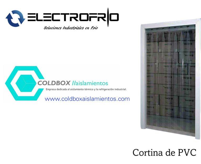 Electrofrío - Cortina de PVC 2