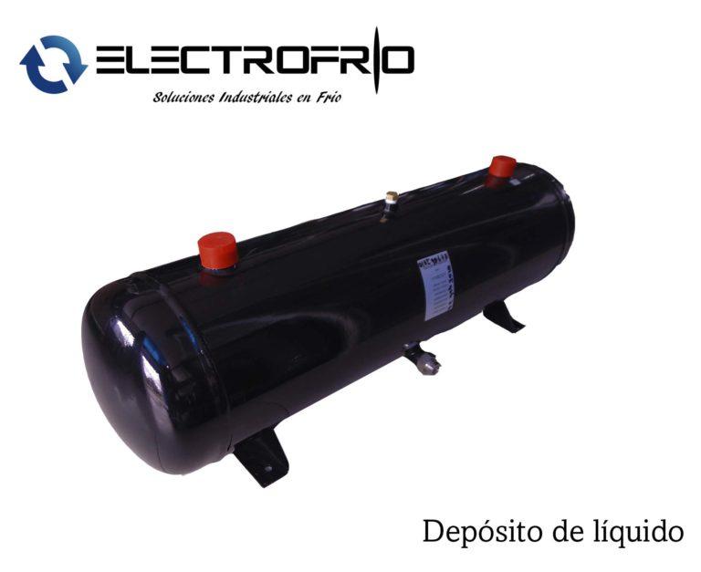 Electrofrío - Depósito de líquido 2