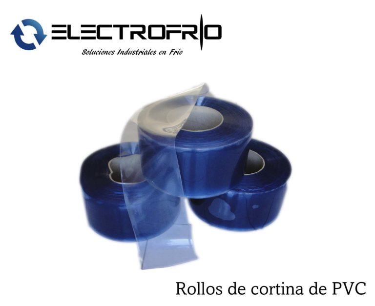 Electrofrío - Rollos de cortina de PVC 2