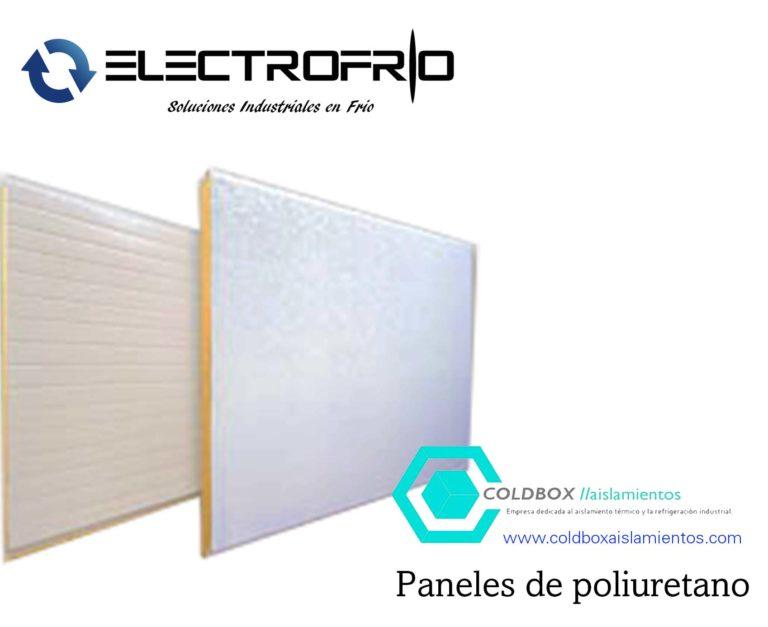 Electrofrío - Paneles de poliuretano 61