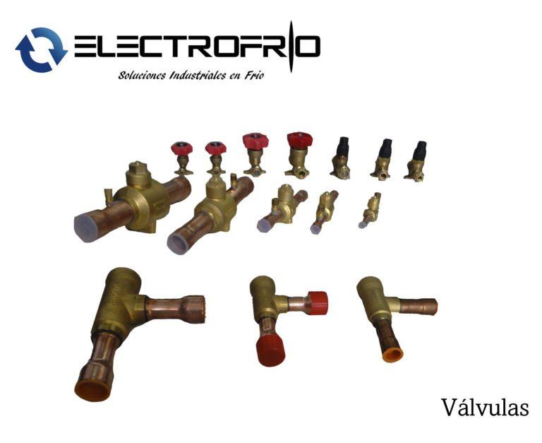 Electrofrío - Válvulas 2