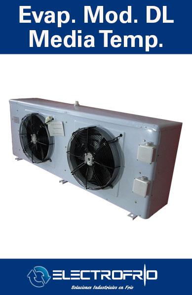 Evaporador Modelo DL - Media Temperatura Image