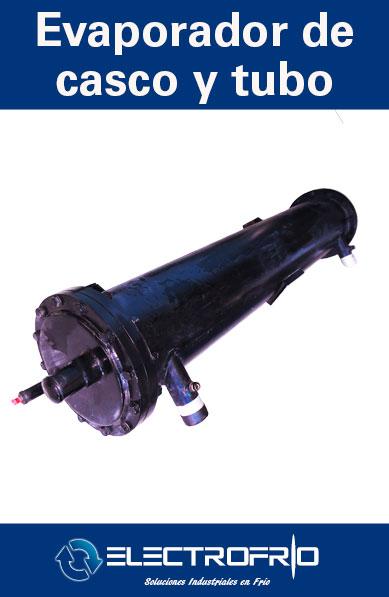 Evaporador de Casco y Tubo Image