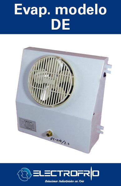 Evaporador Modelo DE Image