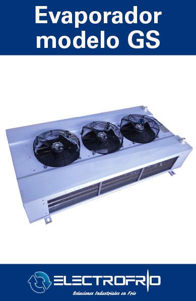 Evaporador Modelo GS Image
