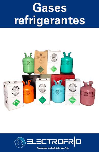Gases Refrigerantes Sustitutos del R22 Image