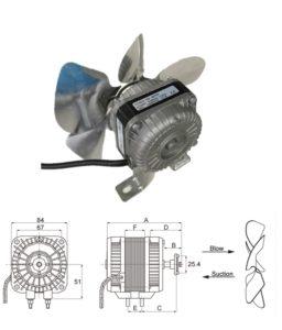 Electrofrío - Forzadores de Polo Sombreado 2