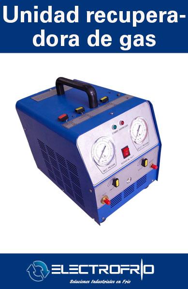 Unidad Recuperadora de Gas Image