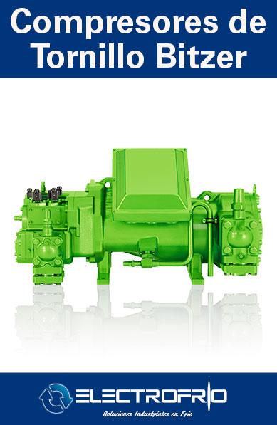 Compresores de tornillo Bitzer Image